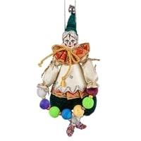 Кукла подвесная «Клоун» RK-432