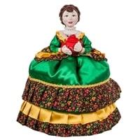 "Кукла-грелка на чайник ""Купчиха"" RK-108"