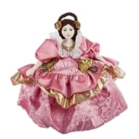 """RK-533 Кукла-грелка """"В пышном платье"""""""