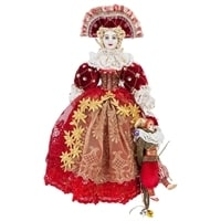 Фарфоровая кукла «Маркиза» RK-749