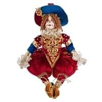 Фарфоровая кукла сувенирная «Клоун» RK-546