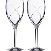 Набор из 2 хрустальных бокалов для белого вина