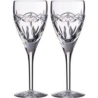Набор из 2 хрустальных бокалов для красного вина