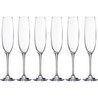 Набор из 6 бокалов для шампанского «Esta/Fulica»