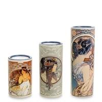 Набор подсвечников «Cowslip The Arts Byzantine» Альфонс Муха pr-TS04MU (Museum Parastone)