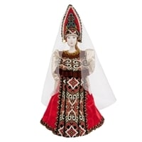 Кукла «Русская красавица Елена» RK-689