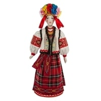 Кукла в украинском костюме «Орина» RK-539