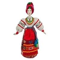 Кукла в украинском костюме «Росина» RK-763