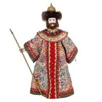Кукла «Царь с посохом» RK-540