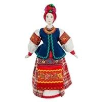 Кукла в украинском костюме «Калина» RK-538