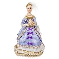 Кукла «Дама в платье с турнюром» RK-170