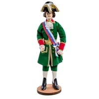 Кукла «Петр I» RK-196