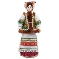 Кукла «Солоха в душегрейке» RK-199