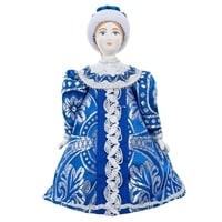 Кукла малая «Снегурочка» RK-753