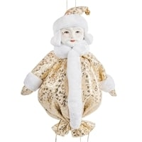 Кукла-мешочек «Дед Мороз» в ассортименте RK-618