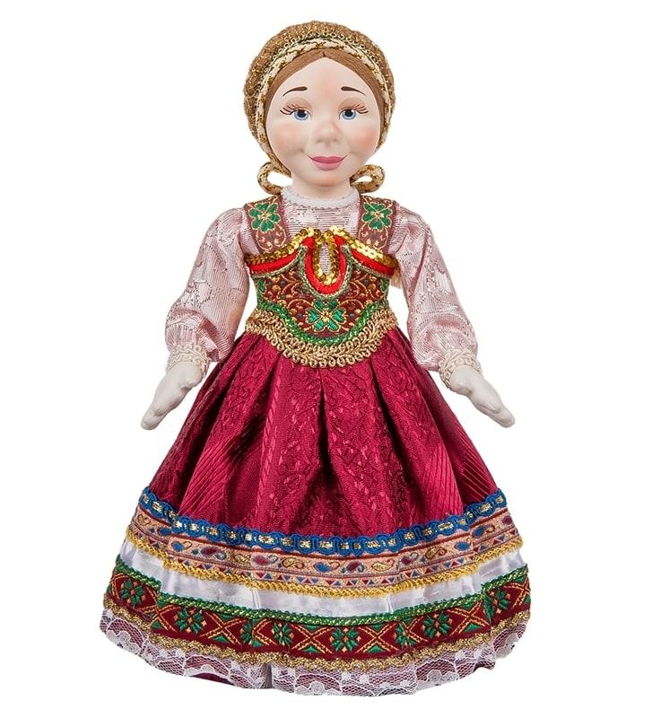 Картинка русской куклы