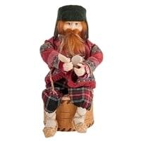Кукла-шкатулка «Дед с крынкой» RK-724