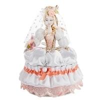 Кукла-шкатулка «Невеста» RK-735