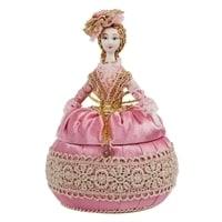 Кукла-шкатулка «Дама нарядная» RK-761