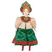 Кукла подвесная «Раиса» RK-648