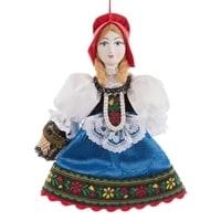 Кукла подвесная «Красная шапочка» RK-627