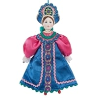 Кукла подвесная «Настя» RK-643