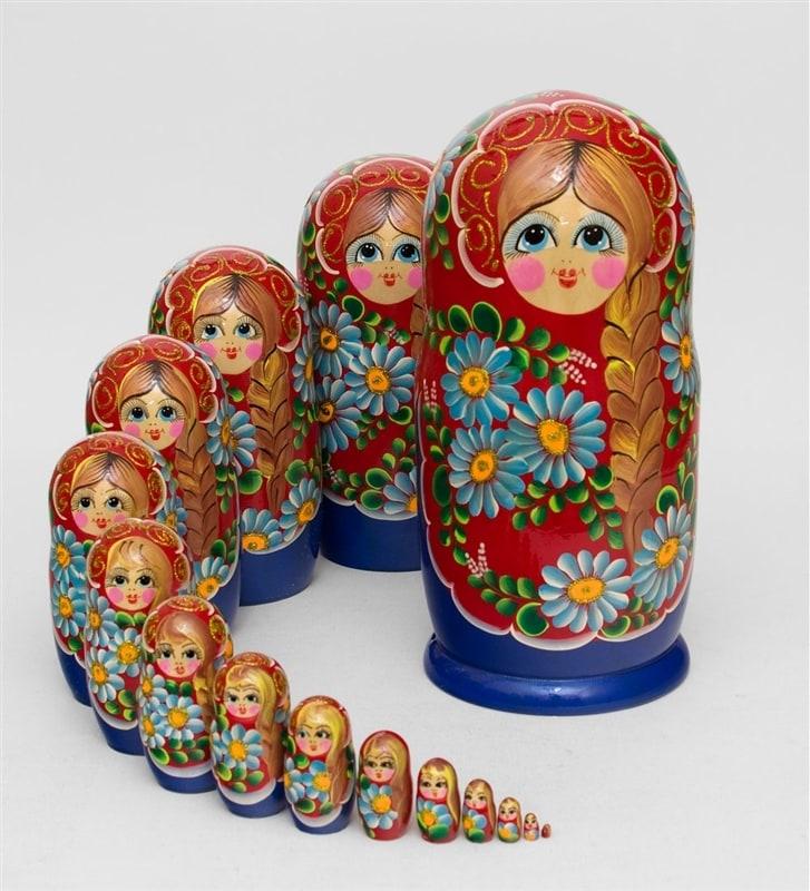 русские сувениры в москве недорого того