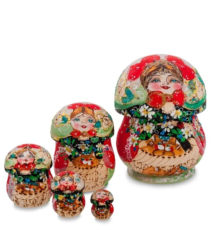русские сувениры в москве недорого первом