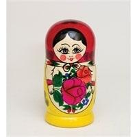 Матрешка 7-и кукольная А (Семеновская)