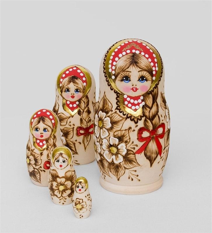 Сувенирная продукция в русском стиле в интернет магазине Ай, Матрешки