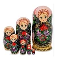 Матрешка 7-и кукольная «Валентина» МР-46/1