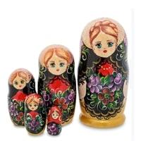 Матрешка 5-и кукольная «Валентина» МР-46/2
