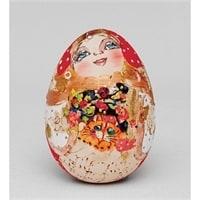 Неваляшка-яйцо «Дуняша»