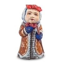 Фигурка Лукерья (Резная)