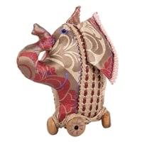 Игрушка лоскутная «Слон» в асс.