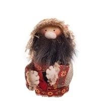 Кукла-шкатулка «Кузьмич с балалайкой»
