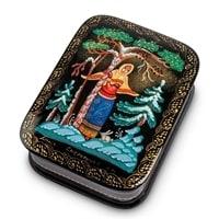 Шкатулка Палех «Сказка»