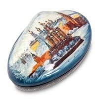 Шкатулка Ракушка «Москва» (автор Кузина)