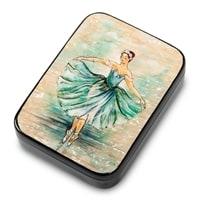Шкатулка «Балерина» (автор Силантьева)