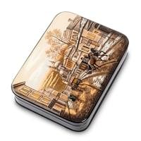Шкатулка «Старая Москва» Буркова C