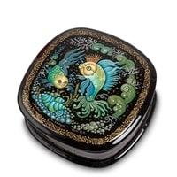 Шкатулка Холуй «Рыбки»