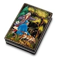 Шкатулка Холуй «Охота»