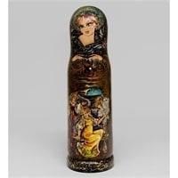 Футляр для бутылки «Прялка»