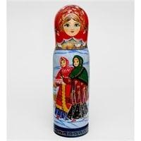 Футляр для бутылки «Маруся»