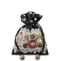 Подарочный мешочек из хлопка «Домашний уют» LK-24