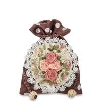 Подарочный мешочек из хлопка «Домашний уют» LK-26