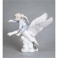 "Статуэтка из фарфора ""Ангелочек"" UK-27"