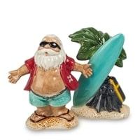 Набор cоль-перец «Дед Мороз на отдыхе» CMS-14/18 (Pavone)