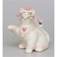 Фигурка «Кошка Невеста» CMS-31/27 (Pavone)