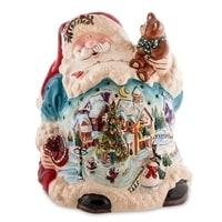 Подсвечник «Дед Мороз» BS-501 (Pavone)